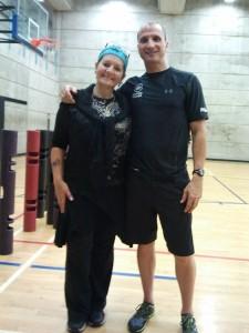 Louyse and Kennedy Lodado Master Trainer Twist Conditioning