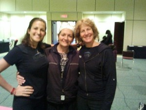 Louyse and Trainers from PEAK PILATES