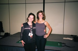 Louyse and PJ O'Clair from STOTT PILATES®